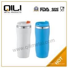 Double wall starbucks stainless steel coffee mug