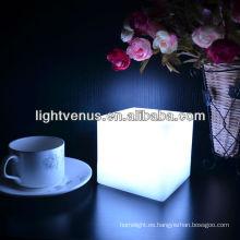 Living Color Change LED Luz de estado de ánimo cuadrada