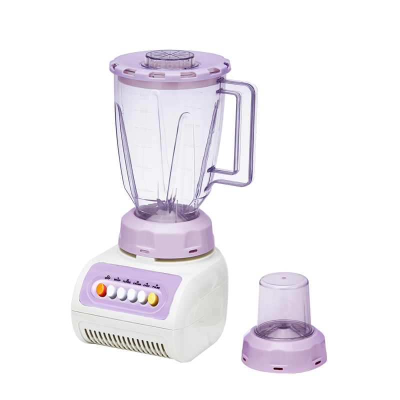 New 999 Plastic Jar Food Blender Juicer