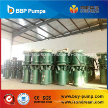 Pompe de débit axial submersible (hélice)
