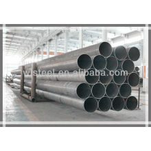 ERW carbon steel pipe and tube ASTM A53 BS1387