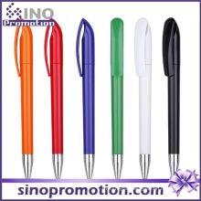 Shining Smooth Avertising Ball Pen Plastic Ballpoint Pen