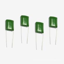 Heißer Sel Topmay grüner Polyesterfilm-Kondensator Tmcf01 Cl11
