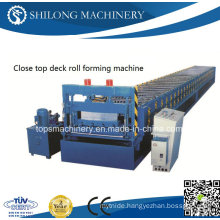 Modern Design Metal Deck Roll Forming Machine