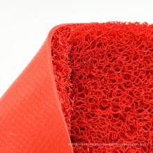 Spaghetti noodle PVC door mat floor mat