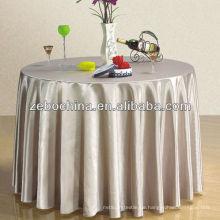 Art und Weiseentwurf direktes fabrikgebautes Hotelgroßhandels-Tabellenwäsche