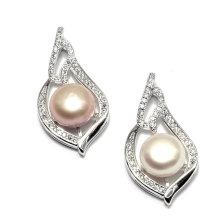 Collier pendentif perle de mode pour mariage Lady Woman Party