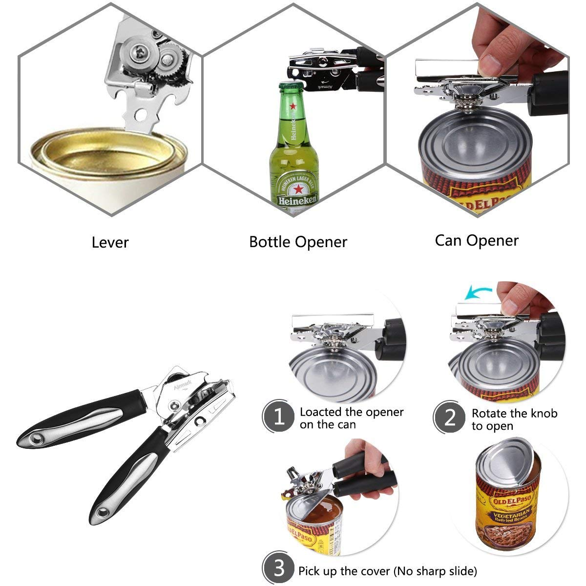 Kitchenware Can Opener