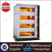 Guangzhou Commercial & Industrial K623 Cupcakes Bread Baking Oven Machine