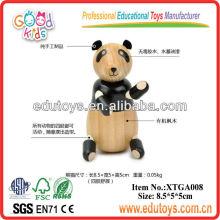 Kindergarten Animal Toys,Wooden Panda Toys