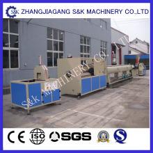 Línea de producción de tubos de PVC con doble salida (12-75 mm de diámetro)