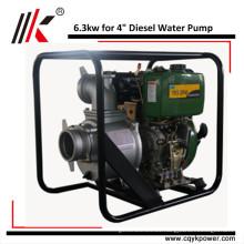 Manual or Electric start 4' diesel water pump Kenya Agricultural Irrigation/Deep Well