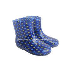Nice звезда дождя сапоги детей, дети дождя обувь