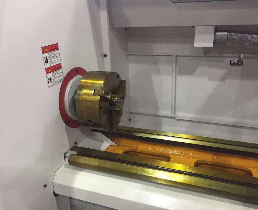 cnc metal turning lathe