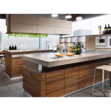 China Open Kitchen Furniture Modular Lacquer Kitchen Cabinet Suppliers