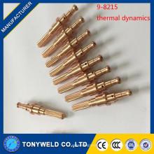 9-8215 électrode de coupe plasma de la dynamique thermique