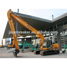 long reach boom for excavator