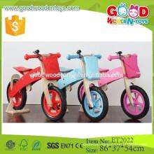 2015 Hot Sale Products Fashion Design Wooden Kids Bike