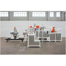 PVC Single Screw Co kneader Extruder Production Line