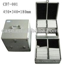 Alu-CD-box