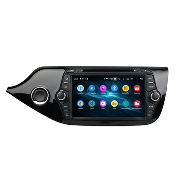 CEED 2014 Android 9.0 autoradio Touchscreen GPS