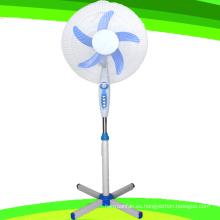Hoja 5 pulgadas 16 24V DC ventilador Solar ventilador del soporte (SB-S5-DC16M)