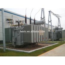Oil immersed type 66kv 110kv 220kv 70mva power transformer
