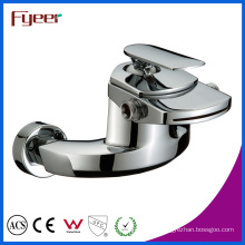 Fyeer High Quality Waterfall Bath and Shower Faucet with Diverter
