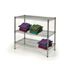 Metal Wire Display Rack, Display Stand Shelf for Shop (CJ753590A3C)
