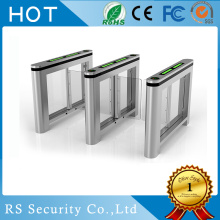 High Speed Security Pedestrian Turnstile Gate System