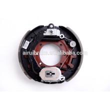 """Барабанный тормоз -12,25 """"электрический тормоз барабанного типа с регулировочным тросом для прицепа (7-луночное отверстие) с пылезащитным экраном"""