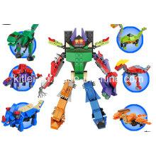 New 2016 Plastic Pattern Block, Building Block for Children Toy