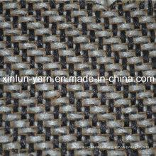 Tela 100% impressa do sofá do poliéster para o estofamento / saco / cobertor
