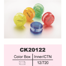 Colorful Plastic Pencil Sharpener Promotion