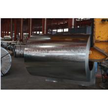 Cinc de acero galvanizado de zinc 40g / m2 de primera calidad