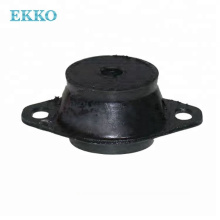 auto rubber parts left engine mounting for Peugeot 205 1843.95 96 033 565 1843.82 512012