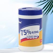 Desinfektion von Isopropylalkohol-Tüchern mit 75% iger Konzentration