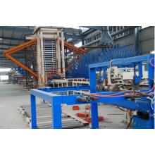 MDF produzierende Maschinen