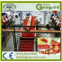 Automatic Tomato Ketchup Making Machine