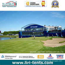 Dome Shape Two Story Tent: Double Decker for Catering and Holispitality