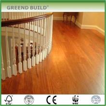 Golden Oak laminate woood floor