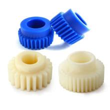 Customized plastic pom abs parts cnc machining pom/nylon part fabrication service