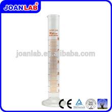 Cilindro de vidro de laboratório JOAN, função de cilindro de medição