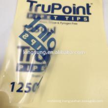 UV printing transparent PVC / PET clear sticker sheet china