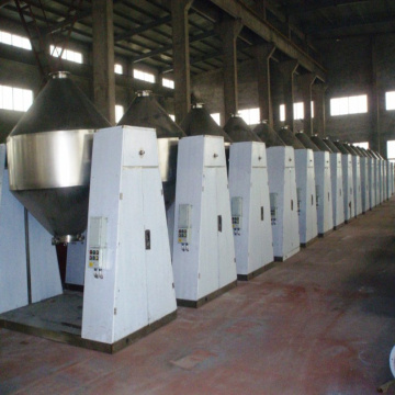 Double cone Vacuum Dryer for citric acid monohydrate