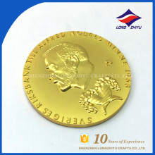 Professional custom gold silver metal coins Military Challenge Antique souvenir coins