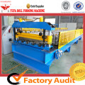 Alta calidad Floor DeckRoll Forming Machine, Panel de cubierta Roll Forming Machine
