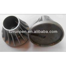Druckguss-Aluminiummetall führte helles Gehäuse