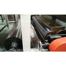 Fully automatic laminating machine for gypsum board/plaster board