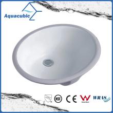 Bathroom Basin Underounter Ceramic Sink (ACB1806)